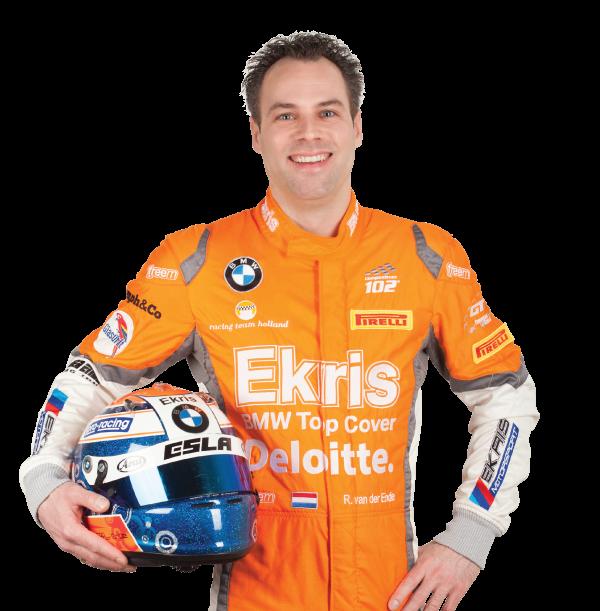 Ricardo van der Ende Europees kampioen GT4 2017!