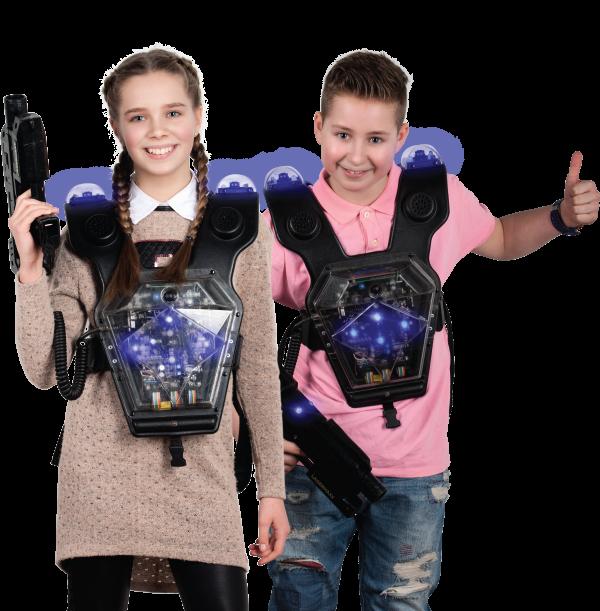 Kinder lasergame